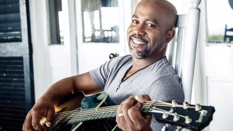 "South Carolina: Darius Rucker (lead singer of ""Hootie and the Blowfish"")"