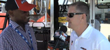 Daryl ' Vodkatime ' Wright Takes To Charlotte Motor Speedway