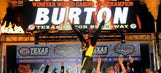 Jeb Burton Scores First Career NASCAR Trucks Victory