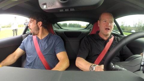 Test Drive: Jaguar F-TYPE R Coupe
