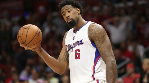 5. DeAndre Jordan, C, Los Angeles Clippers