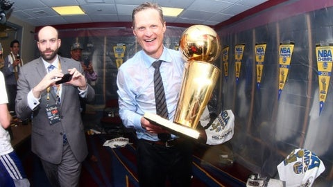 NBA coaches who have won NBA titles as players, too