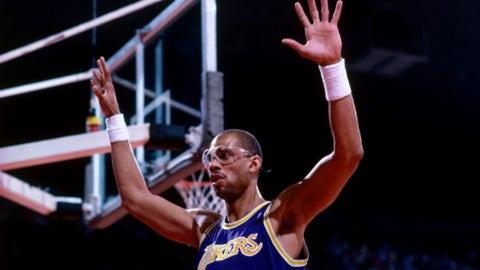 Kareem Abdul-Jabbar: 19-time All-Star