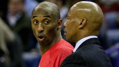 Kobe Bryant, Los Angeles Lakers (2015 salary: $25 million)