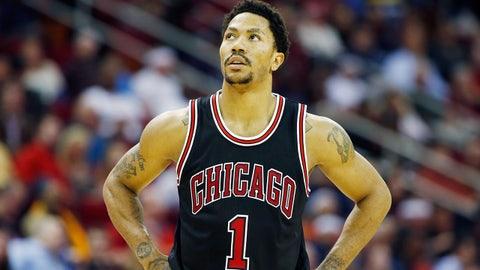 Derrick Rose, Chicago Bulls (2015 salary: $20.1 million)