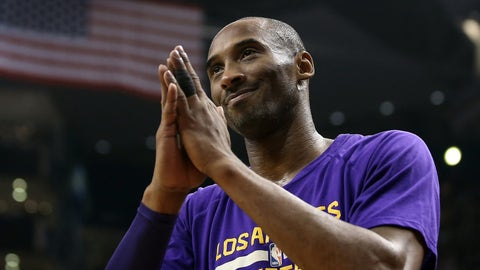 On the 10-year anniversary of 81, we celebrate Kobe