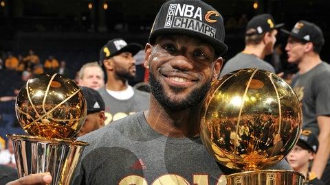 LeBron James (player option*)