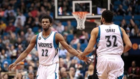 Minnesota Timberwolves, 4-7