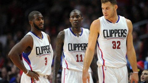 The Clippers have squandered their good fortune