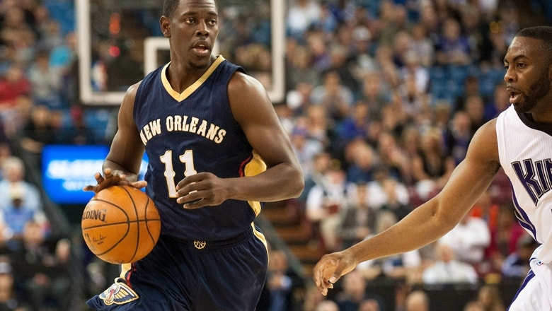 Jrue Holiday part of busy first day of NBA Free Agency