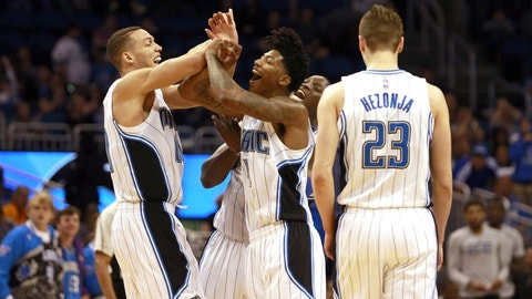 Orlando Magic: That no one has taken a step forward