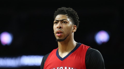 Pelicans best: Anthony Davis (90 overall)