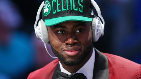 Jaylen Brown, SF, Boston Celtics
