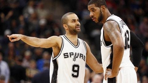 San Antonio Spurs: Tony Parker's relative silence