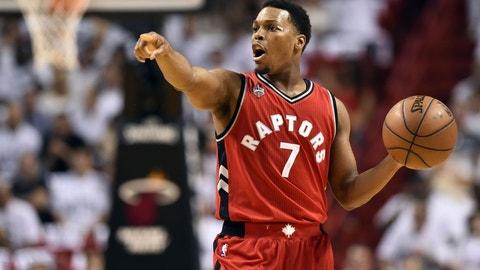 Kyle Lowry, PG, Toronto Raptors