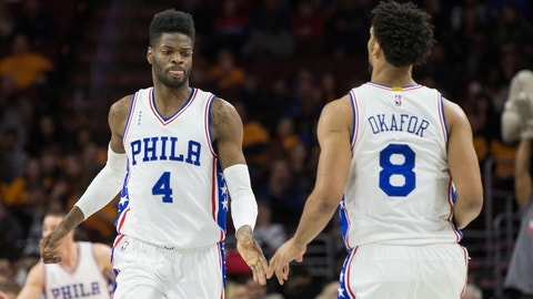 What they're saying: Colangelo, Sixers mostly panned for Noel trade