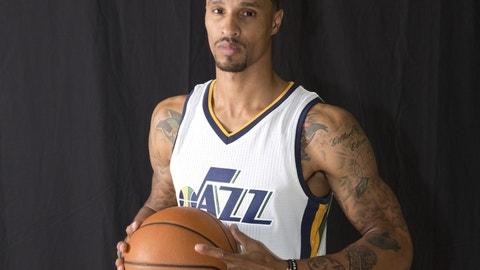 George Hill, PG, Utah Jazz