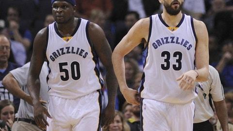 Memphis Grizzlies: PF Zach Randolph
