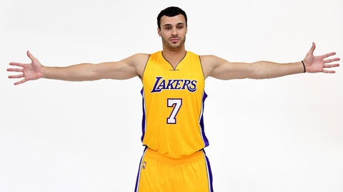 Los Angeles Lakers: PF Larry Nance Jr.