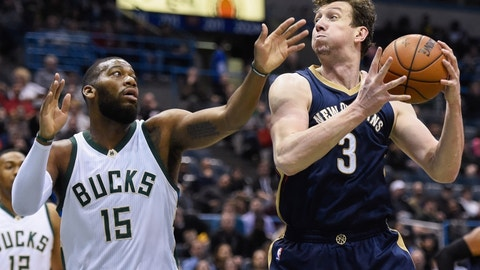 New Orleans Pelicans: Omer Asik, 30