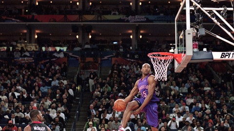 Winning the Slam Dunk Contest (1985-2000)