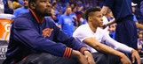 Nick Collison: Russell Westbrook went 'above and beyond' to convince Durant to stay