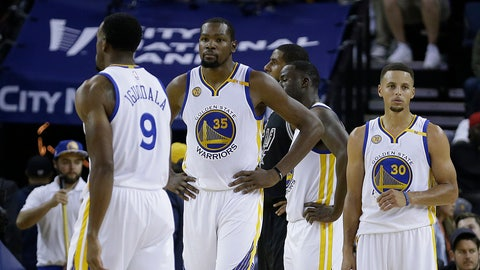 Chris: The Warriors (kind of) got some good news Wednesday
