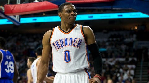 Oklahoma City Thunder: Russell Westbrook's complete lack of help