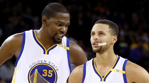 Nick: The Warriors no longer scare opponents