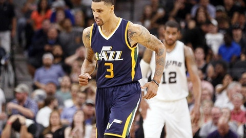Utah Jazz: That people still don't appreciate George Hill