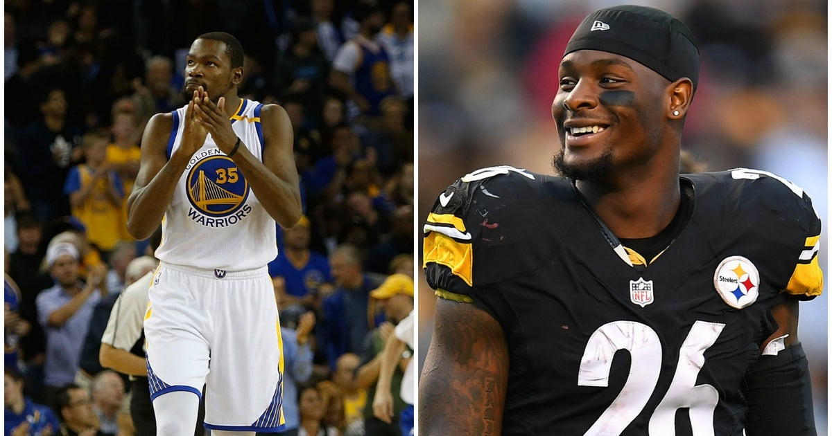 Steelers Rb Le Veon Bell Weirdly Criticized Kevin Durant