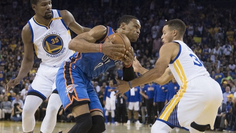 Shannon: Curry stole KD, and now he has to pay