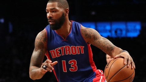 Marcus Morris, F, Detroit Pistons