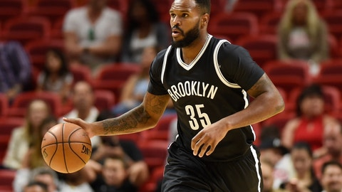 Brooklyn Nets: Trevor Booker