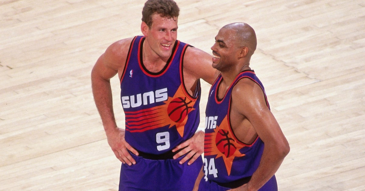 Dan Majerle explains why Charles Barkley was his favorite ...