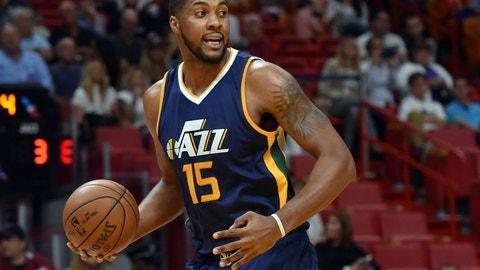 Utah Jazz: Derrick Favors