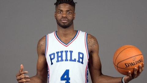 Nerlens Noel, PF, Philadelphia 76ers