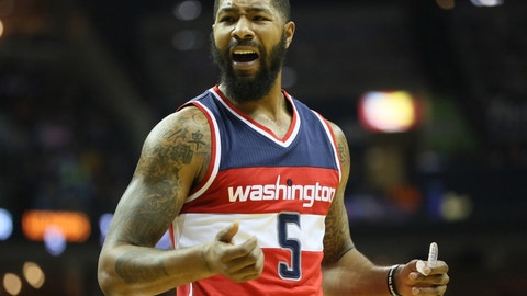 Washington Wizards: Markieff Morris