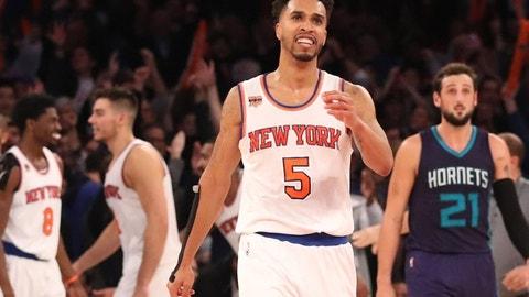 New York Knicks: Courtney Lee