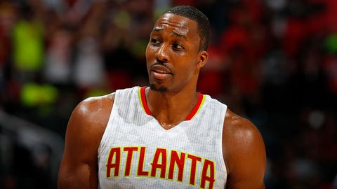 Atlanta Hawks: C Dwight Howard