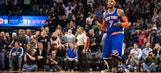 New York Knicks: Karl-Anthony Towns Praises Carmelo Anthony