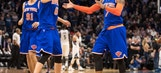 New York Knicks: Kristaps Porzingis Dreaming Of First Game-Winner