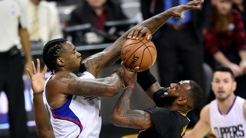 Cavaliers vs. Clippers: +3750