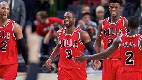 Chicago Bulls (16)