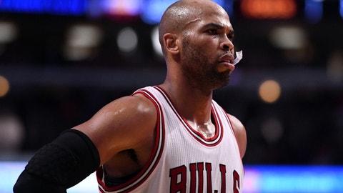 Chicago Bulls: Taj Gibson