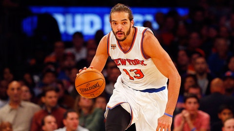 Joakim Noah, C, New York Knicks