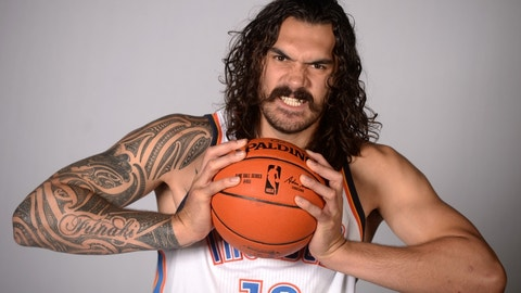 Oklahoma City Thunder: C Steven Adams