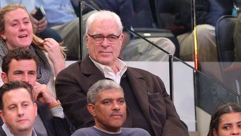 Phil Jackson Critical Of Carmelo Anthony In Tweet