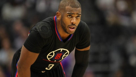 Chris Paul, PG, L.A. Clippers: Early Termination Option