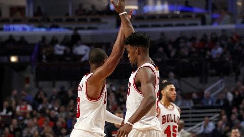 Chicago Bulls: A 3-point shot for Dwyane Wade
